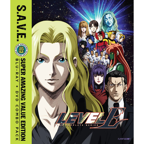 Level E: The Complete Series (Blu-ray)