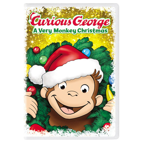 Curious George Very Monkey Christmas