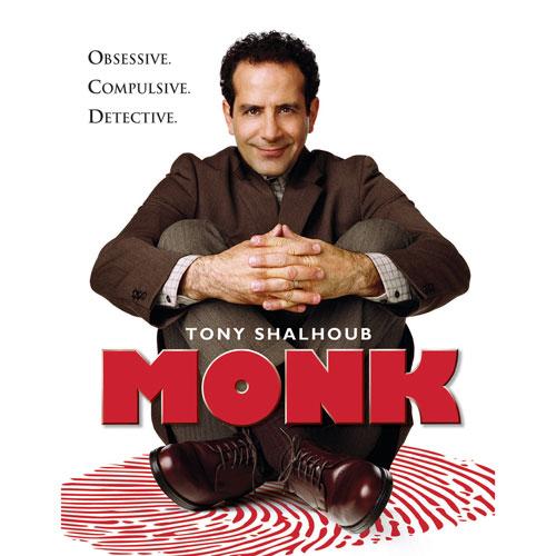 Monk Complete Series