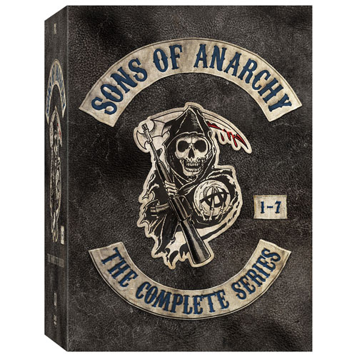 Sons of Anarchy: The Complete Series (anglais)