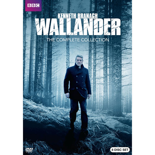 Wallander: Complete Collection