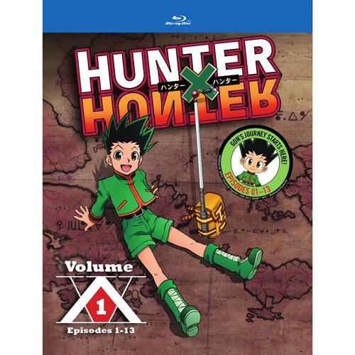 Hunter X Hunter Set 1 (Combo Blu-ray)