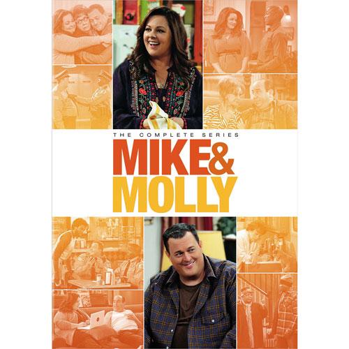 Mike & Molly: saison 1-6