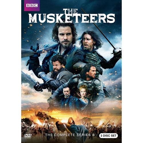 The Musketeers: saison 3 (Blu-ray)