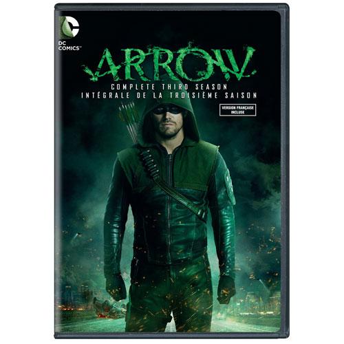 Arrow: l'intégrale de la troisième saison