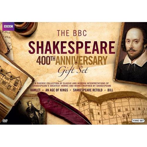 Shakespeare 400th Anniversary Gift Set