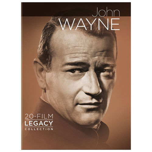 The John Wayne Legacy Collection