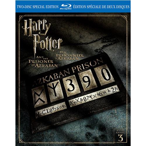 Harry Potter and The Prisoner Of Azkaban (Blu-ray)