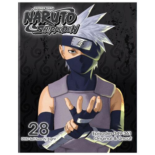 Naruto Shippuden Uncut Set 28