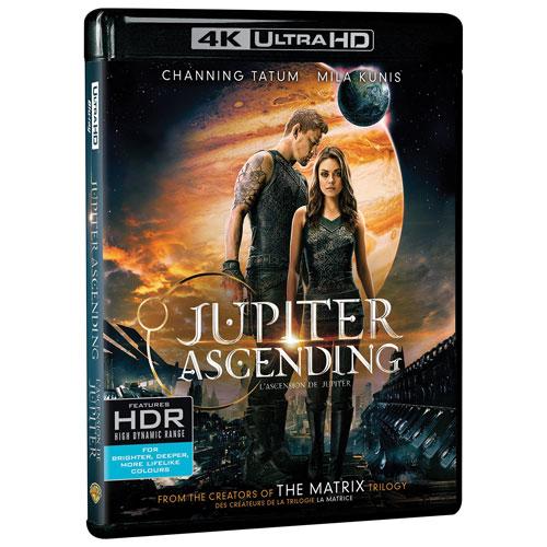 Jupiter Ascending (4K Ultra HD) (Blu-ray Combo)