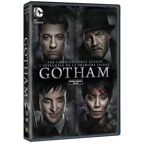 Gotham: l'intégrale de la première saison