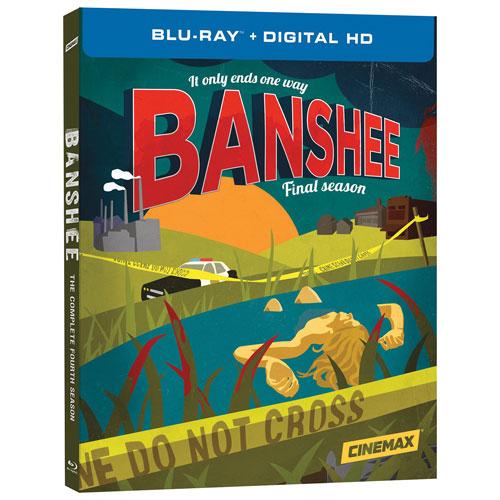Banshee: saison 4 (Blu-ray)