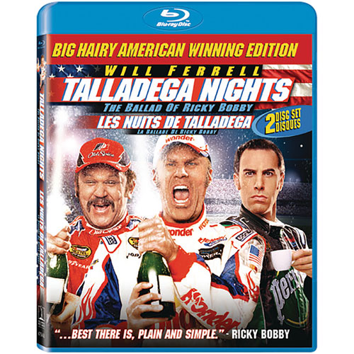 Talladega Nights: The Ballad of Ricky (Blu-ray)