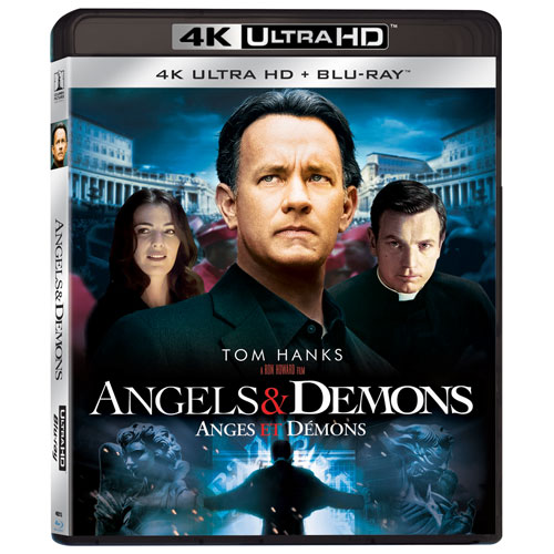 Angels & Demon (4K Ultra HD) (Blu-ray Combo)