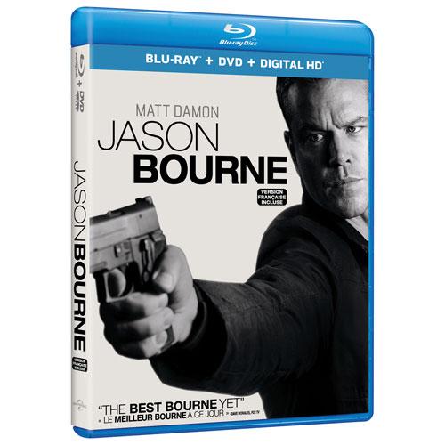 Jason Bourne (Combo Blu-ray)