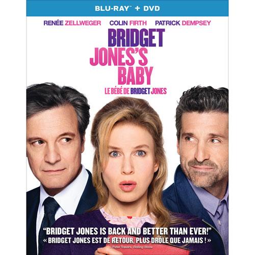 Bridget Jones's Baby (Blu-ray Combo) (2016)