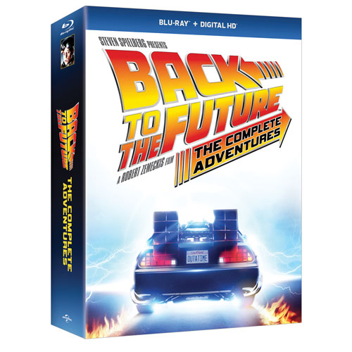 Back To The Future: The Complete Collection (Blu-ray)