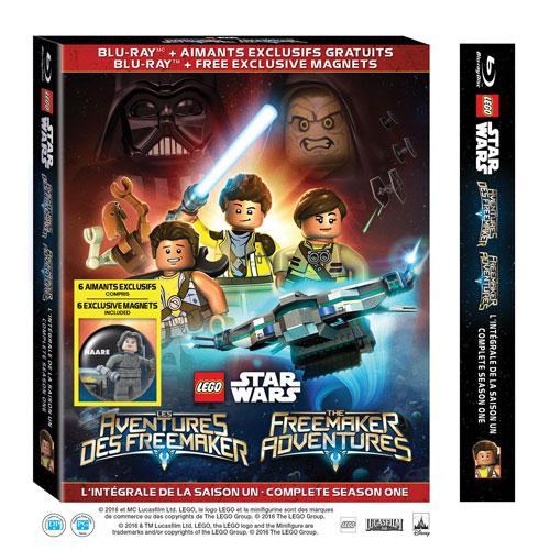 Lego Star Wars: Freemaker Adventures (Bilingual) (Blu-ray)