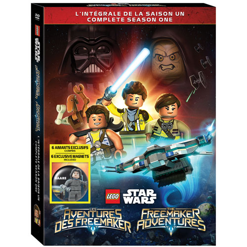 Lego Star Wars: Freemaker Adventures (Bilingue)