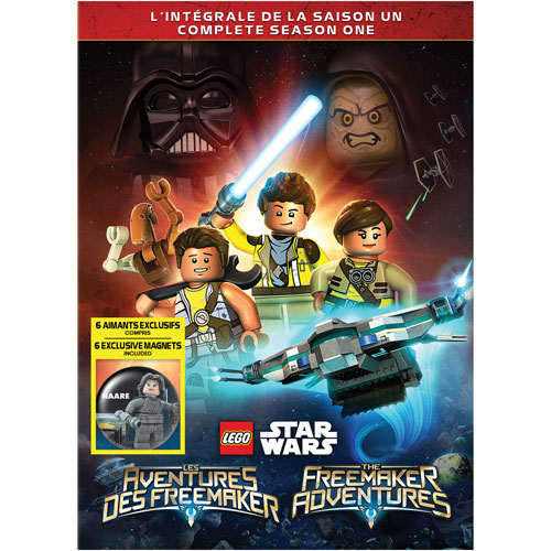 Lego Star Wars: Freemaker Adventures (anglais)