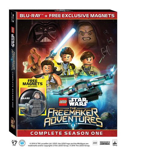 Lego Star Wars: Freemaker Adventures (anglais) (Blu-ray)