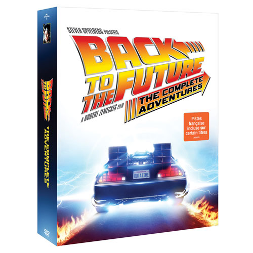 Back To The Future: The Complete Collection