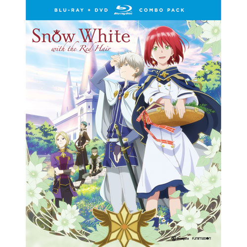 Snow White with the Red Hair: saison 1 (combo Blu-ray)