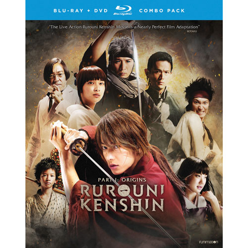Rurouni Kenshin Origins (Blu-ray Combo)