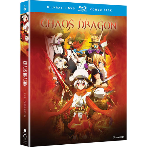Chaos Dragon: The Complete Series (Blu-ray Combo)