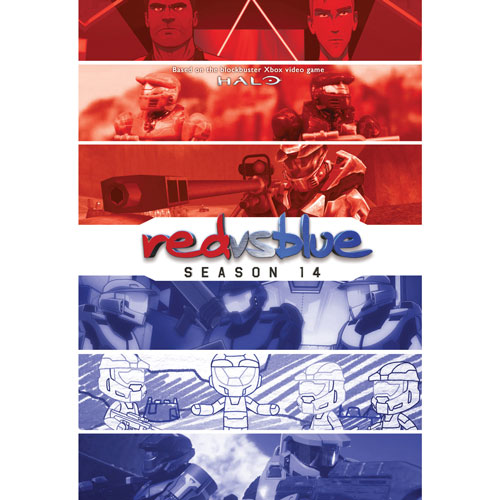 Red vs Blue: saison 14