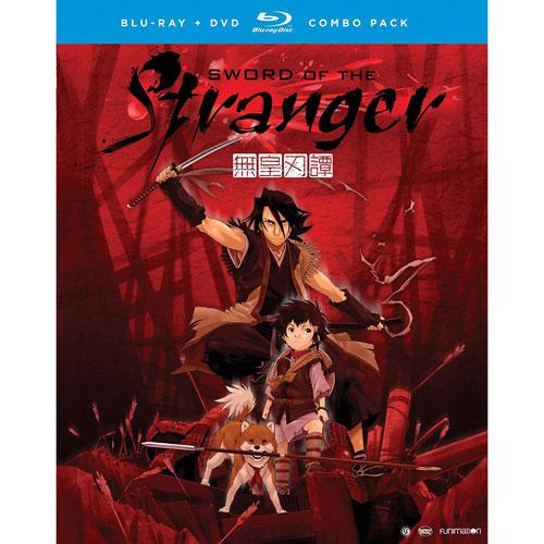 Sword of the Stranger (Blu-ray Combo)