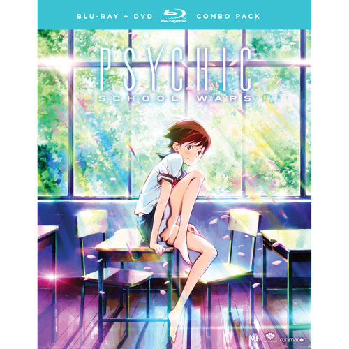 Psychic School Wars Movie (Blu-ray Combo)