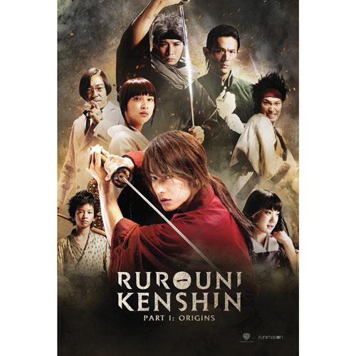 Rurouni Kenshin Origins