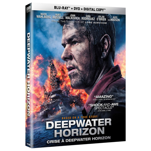 Deepwater Horizon (Blu-ray Combo)