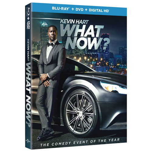 Kevin Hart: What Now (combo Blu-ray) (2016)