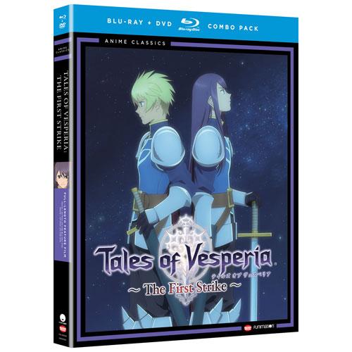 Tales of Vesperia Movie (combo Blu-ray)