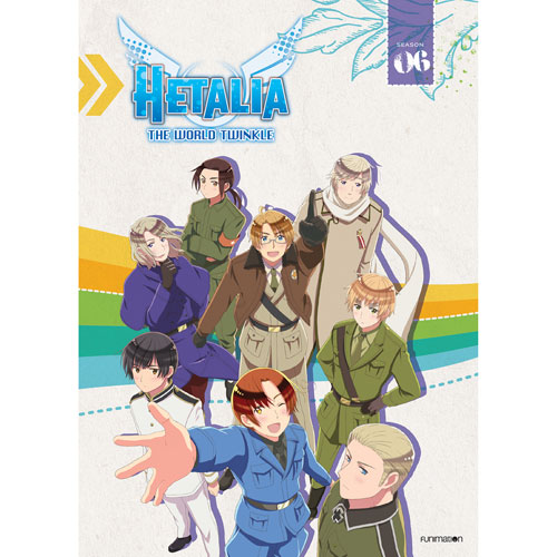 Hetalia The World Twinkle: saison 6