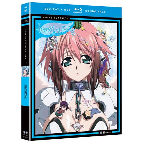 Heavens Lost Property (Blu-ray Combo)
