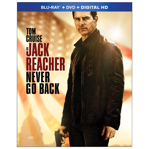 Jack Reacher: Never Go Back (Blu-ray Combo)