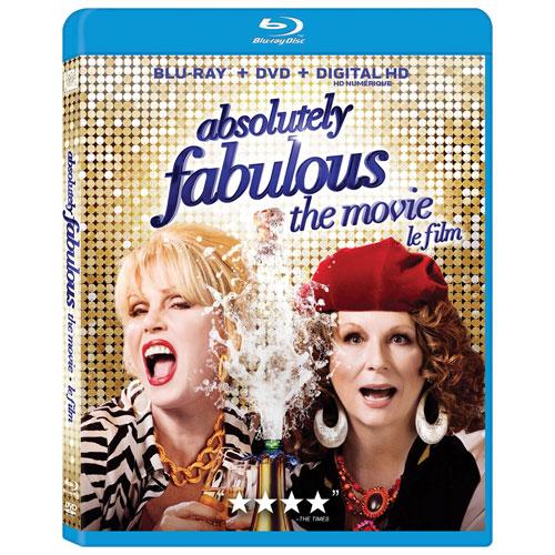 Absolutely Fabulous (Blu-ray) (2016)