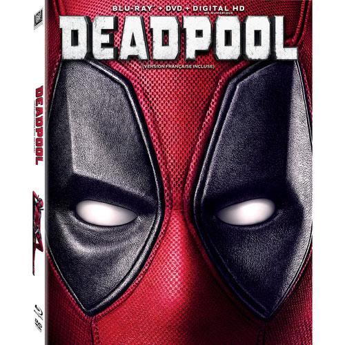 Deadpool (Blu-ray Combo) (2016)