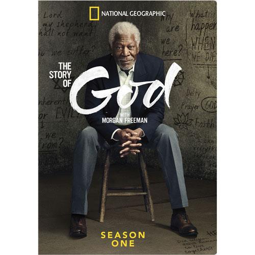 The Story of God With Morgan Freeman: saison 1 (anglais)