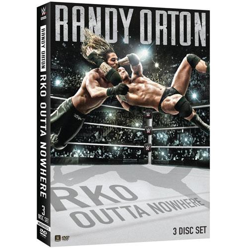 WWE 2016: Randy Orton RKO Outta Nowhere