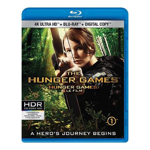 The Hunger Games (4K Ultra HD) (Blu-ray Combo)