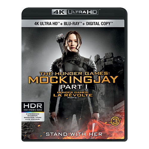 The Hunger Games: Mockingjay Part 1 (4K Ultra HD) (Blu-ray Combo)