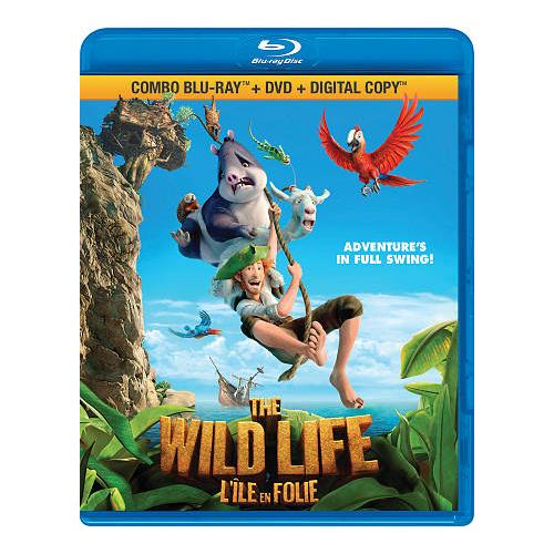The Wild Life (Blu-ray Combo)