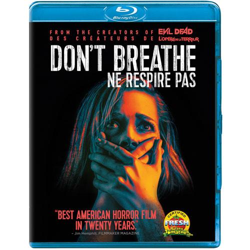 Don't Breathe (Blu-ray) (bilingue) (2016)