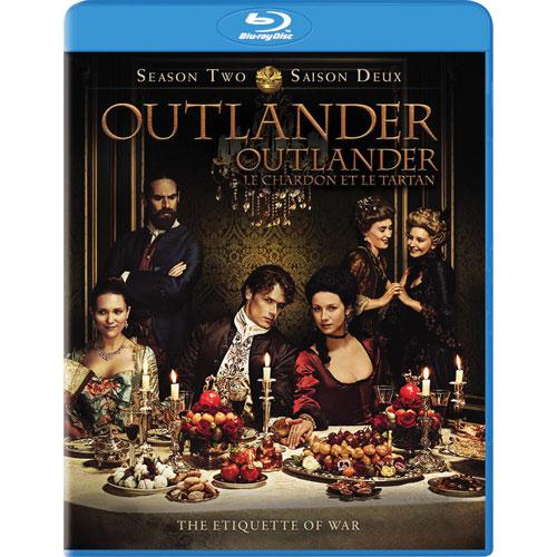 Outlander: Season 2 (Bilingual) (Blu-ray)