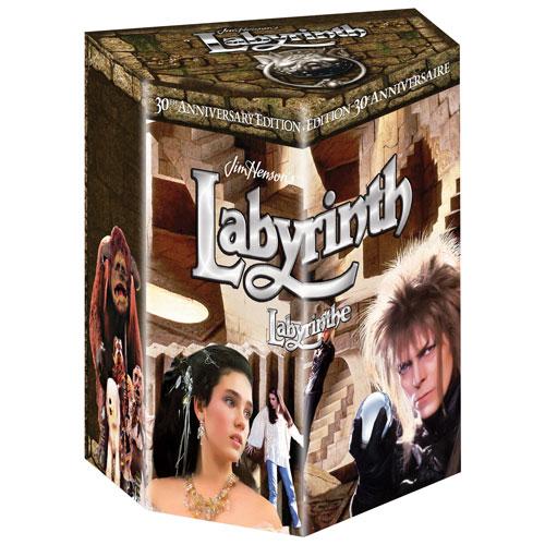 Labyrinth (édition anniversaire) (coffret-cadeau) (Blu-ray)