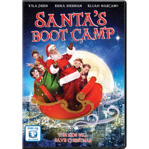 Santas Boots Camp